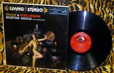 Morton Gould Brass & Percussion LP RCA Victor LSC 2080 Deep Grooves DG Red Seal