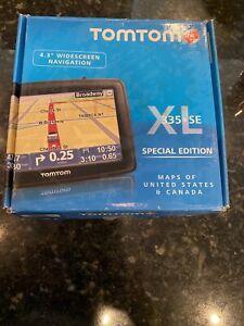 "TomTom XL 335 SE 4.3"" Widescreen GPS Tom Tom Navigation New Special Edition"