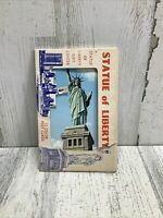 Vintage Set Of 12 - Statue Of Liberty Postcards By Dexter Press - New York City