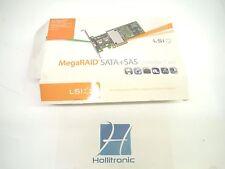 LSI MegaRAID External SAS 6Gb/s x8 PCI-e 2.0 RAID Controller 9285-8e SAS9285-8E