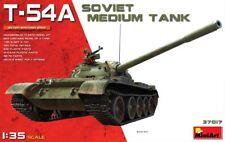 Miniart 1/35 T-54A tanque medio soviético # 37017