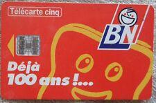 télécarte BN 100 ans, rare
