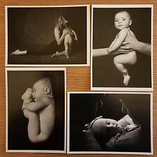 Postcards Set of 4 Babies by Photographer Larry LaBonte #111