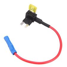 2-Insert blade fuse adapter voltage tap for Automotive Fuses APS ATT Mini LW