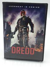 Dredd-Karl Urban-Lena Headly (DVD, 2013)
