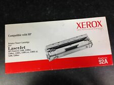 Xerox LaserJet Toner Cartridge 1100 replaces 92A - Unopened