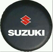 """funda cubre rueda de repuesto suzuki samurai sj413 sj410 Jimny Vitara 15"""""""