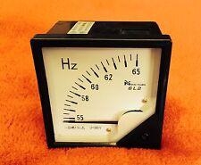 Frequency Meter 60 HZ 220 Volt