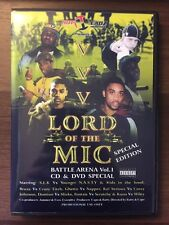 Hot Headz Promotions Presents...Lord Of The Mic Battle Arena Vol.1 S/E CD & DVD