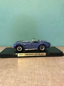 1964 Shelby Cobra 427 S/C Scale 1:18 Yat Ming Road Signature Blue