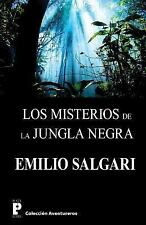 Los Misterios de la Jungla Negra by Emilio Salgari (2012, Paperback)