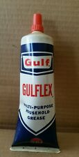 FULL PLASTIC 8 oz. TUBE GULFLEX  HOUSEHOLD GREASE RIGHT OUT OF THE ORIGINAL BOX