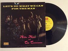 WILLIE WYNN AND THE TENNESSEANS Let's Do What We Can For The Man MINT! vinyl LP