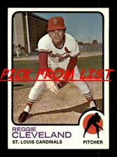 1973 Topps 2-252 EX/EX-MT Pick From List All PICTURED