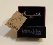 Totoro Tie Clip - Studio Ghibli / Mimatsu Shoji - Brand New