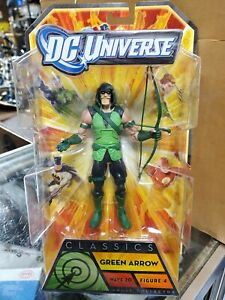 DC Universe Classics Green Arrow Action Figure Wave 20 Figure 4