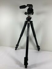 Manfrotto 055XPROB Tripod With Tripod Head 808RC4 and 3 knobs