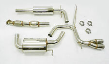 OBX Catback Exhaust For 2003-09 Rabbit Golf 2.5L MK 5 V