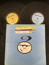 Tin Tin Out - Dance With Me / Trance With Me 2 x 12'' Vinyl Single PROMO 1997 EX