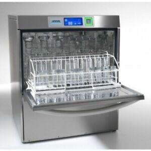 Winterhalter UC-L Under Counter Dishwasher & Glasswasher