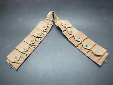 Original Ww1 1918 Mills Cartridge Belt