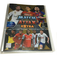 Match Attax Extra 2019/20 FULL COLLECTION / SET All 287 cards