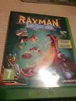 Rayman Legends (Microsoft Xbox One) - complete with disc & box