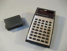 Taschenrechner Alt Texas Instruments TI 30 ( ) defekt