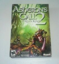 Pc Game Asheron's Call 2 Fallen Kings Windows 2000,Xp,98,Me New Sealed