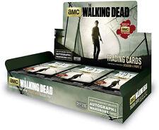 Walking Dead Season 4 Part 2 Factory Sealed Trading Card Box