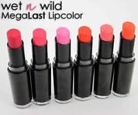 Wet n wild 1 x Megalast Matte Lip Cover - make up Lipstick Color Lipcolor Makeup