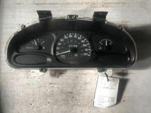 Speedometer Instrument Cluster 1998 Ford Escort 138K F6CF-10C956-AE