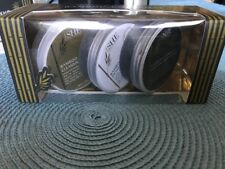 Om She Aromatherapy Bamboo Charcoal 3pc Cleanse Detoxify & Purify Set New