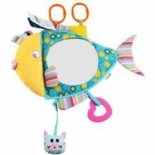 Car Seat Fish Mirror Infant Stroller Hanging Newborn Educational Toy Educational