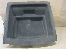 Maserati QTP. - Spare Wheel Step Carpet/ Tub. - Part# 981306400