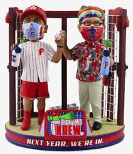 Philadelphia Phillies Phandemic Krew They're In Bobblehead!! NIB Limited Edition