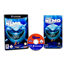 Nintendo Gamecube Spiel Disney Pixar Findet Nemo in OVP mit Anleitung