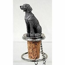 Weimaraner Dog Wine Stopper