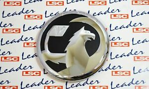 13238427  : GENUINE Vauxhall Insignia 09-13 Front Grille Badge & Adapter - NEW