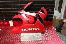 95 - 98 1995 - 1998 HONDA CBR 600 F3 OEM RIGHT LOWER FAIRING RASH & NICKS OS