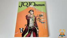 JOJOmenon Art Book Japan Jojo
