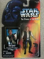 Star Wars POTF Han Solo - New never opened