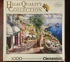 CAPRI - 1000 Piece Puzzle - Clementoni, High Quality Collection
