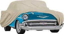 1957 Chevrolet 2 & 4 Door (Except Wagons) Tan Weather Blocker Plus Car Cover