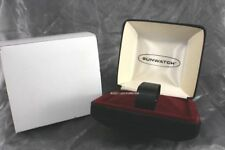 Vintage Rare Ragen Riehl Synchronar LED Sunwatch solar watch Box Case