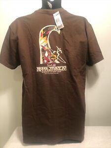 NWT QUIKSILVER Eddie Aikau Would Go 2006-07 Waimea Bay Hawaii Medium T Shirt