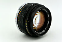 Olympus Zuiko 50mm f/1.4 Manual Focus OM-Mount Prime Lens