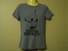 Chip and Pepper Men's Fitted Canada Hockey TShirt - Size X-Small - NWT $39.99