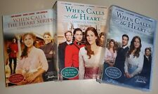 WHEN CALLS THE HEART: COMPLETE SEASONS 1 2 & 3 w/ Bonus Movies Hallmark 30 DVDs