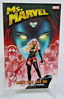 Ms. Marvel Volume 9 Best You Can Be Marvel Comics TPB Trade Paperback New